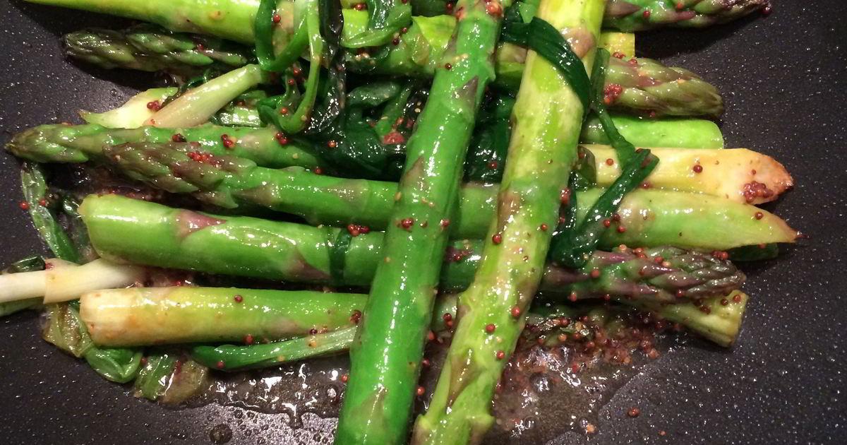 смотря как приготовить спаржу зеленую рецепты с фото более