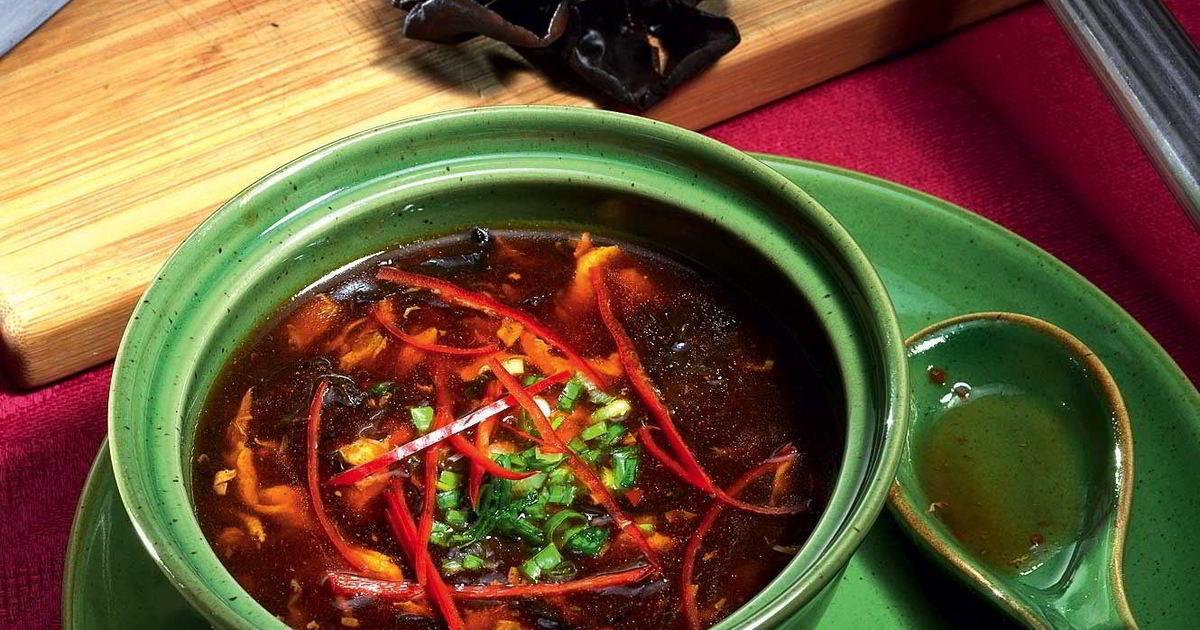 Китайская кухня первые блюда рецепты с фото